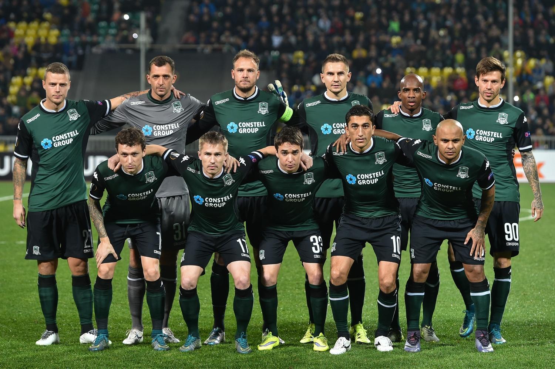 Краснодар боруссия футбол