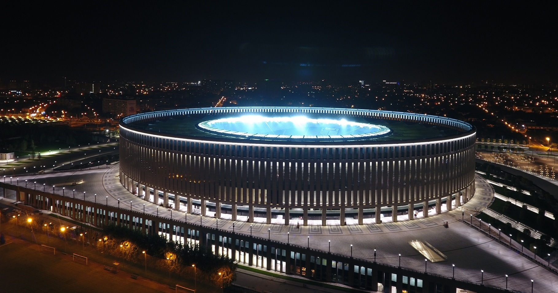краснодарский стадион фото может быть