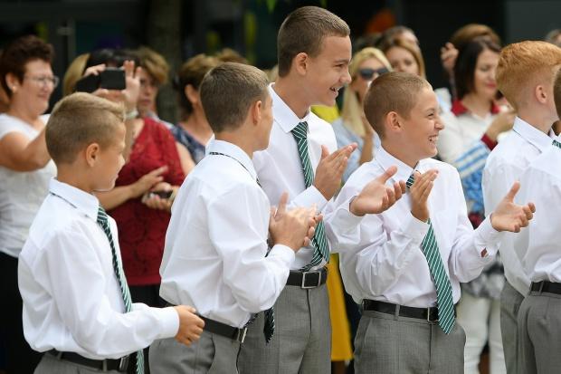 В Академии прошел день знаний. Официальный сайт ФК «Краснодар