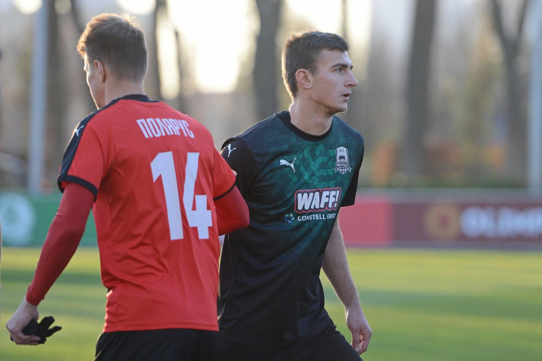 «Томь» - «Краснодар 2»